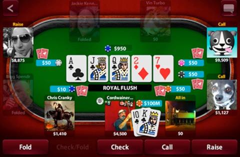 app for poker