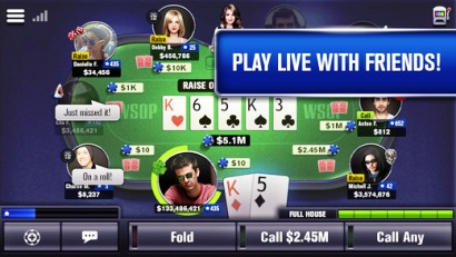 Odds of a sequential royal flush in video poker